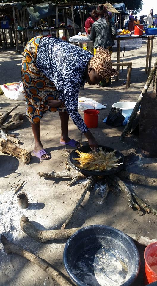 Phuza Market, Mozambique