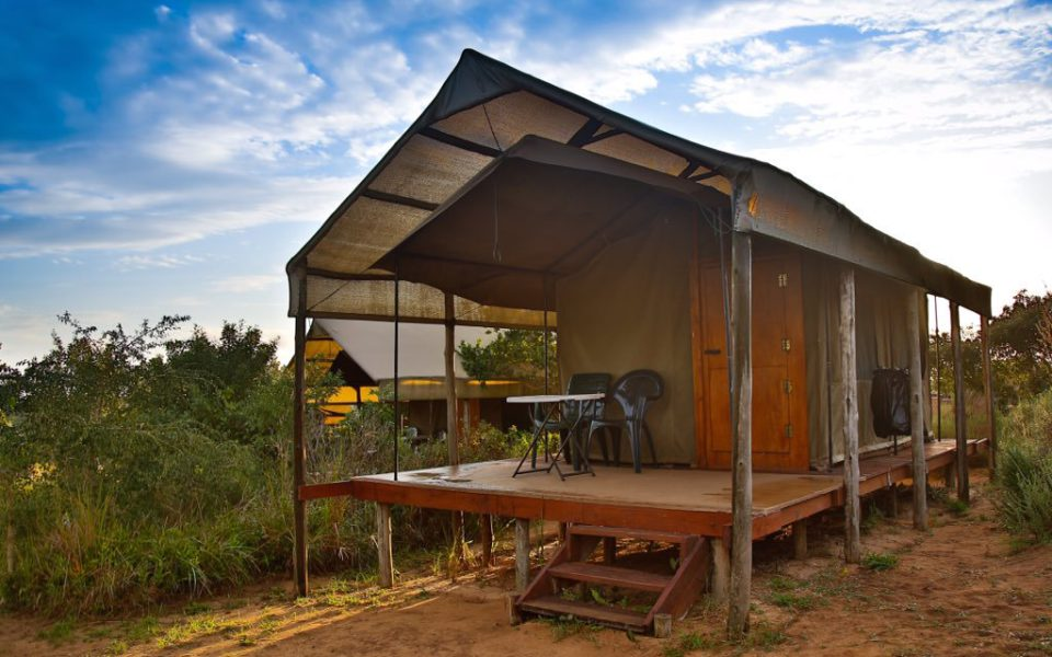 Kosi Bay accommodation at Utshwayelo Lodge