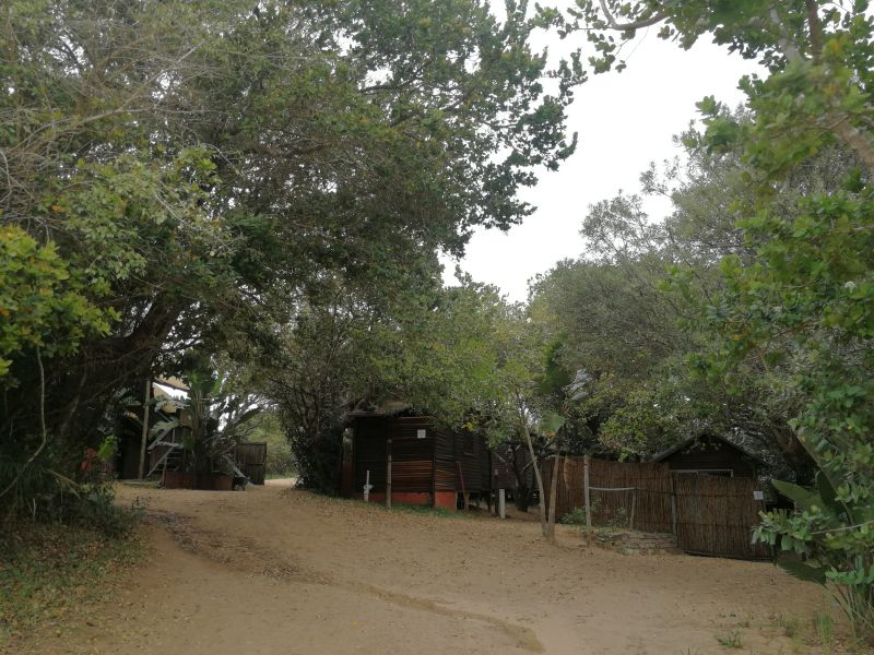 Utshwayelo Kosi Bay Mouth Lodge & Camp