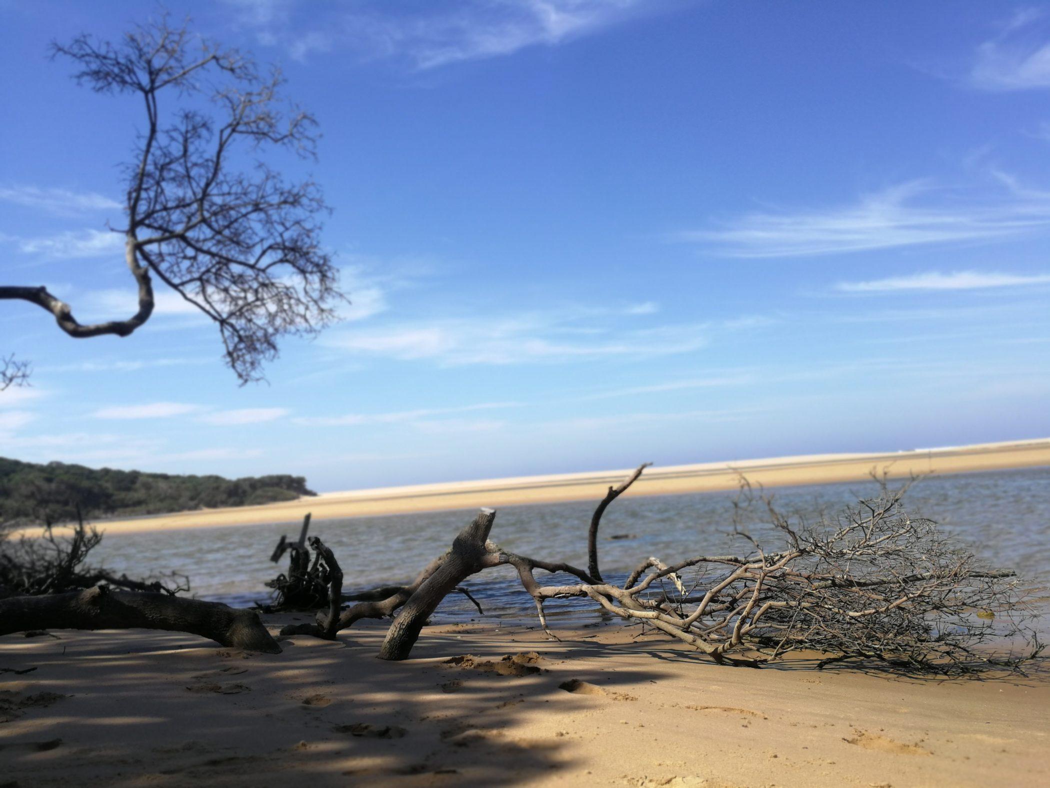 Utshwayelo Kosi Mouth Bay